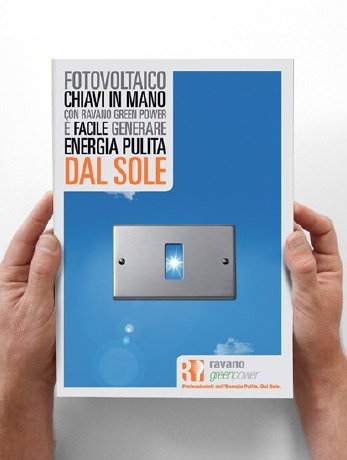 Brochure di prodotto